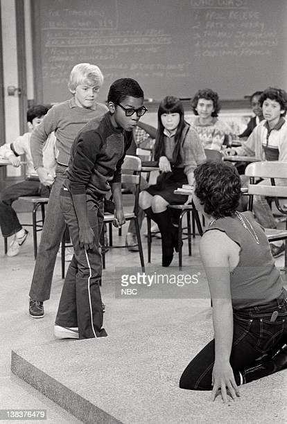 "Me & Mr. T"" Episode 4 -- Pictured: Rick Schroder as Richard Bluedhorn Stratton, Darien Dash as Clarence, John P. Navin Jr. As Ox"