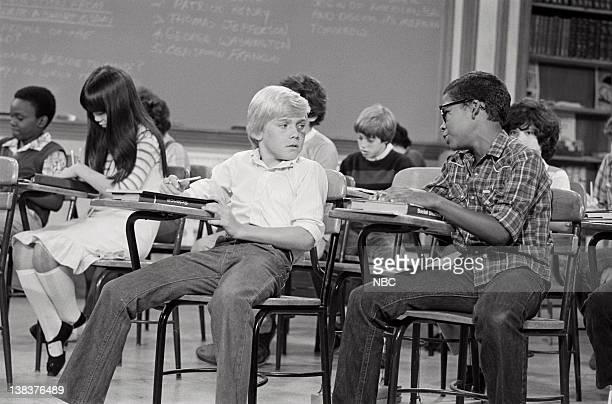 "Me & Mr. T"" Episode 4 -- Pictured: Rick Schroder as Richard Bluedhorn Stratton, Darien Dash as Clarence"