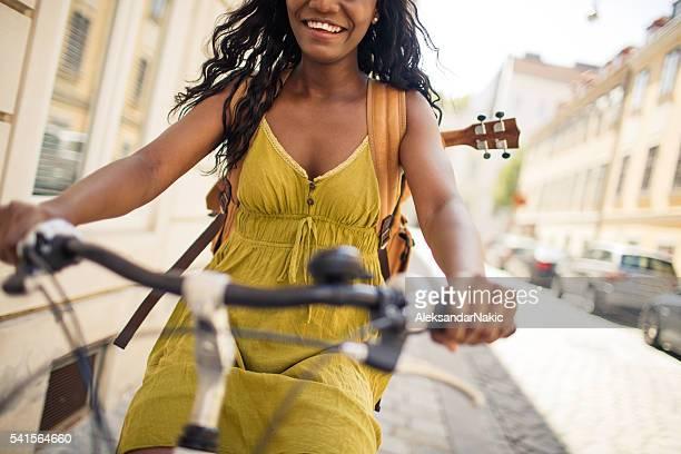Me, my city and my bike