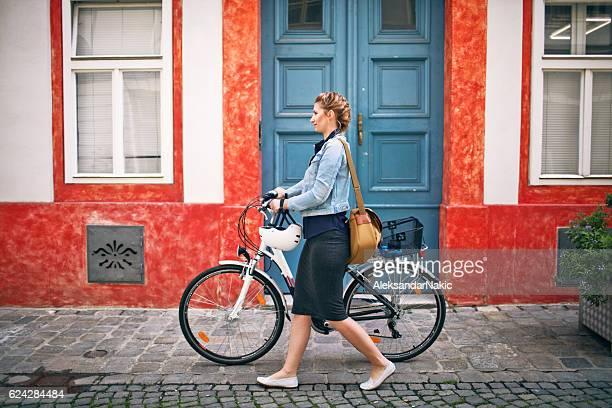 Me, die Stadt und das Rad