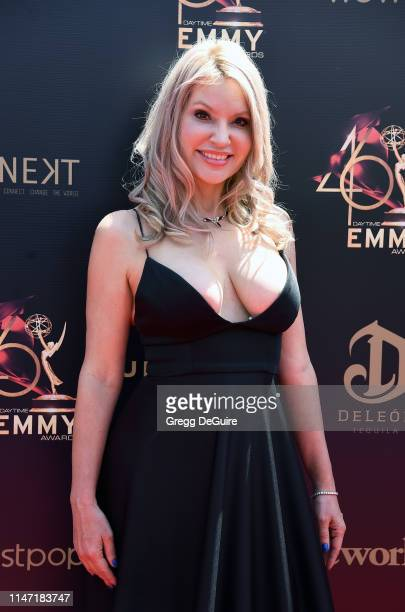 Meadow Williams attends the 46th annual Daytime Emmy Awards at Pasadena Civic Center on May 05 2019 in Pasadena California