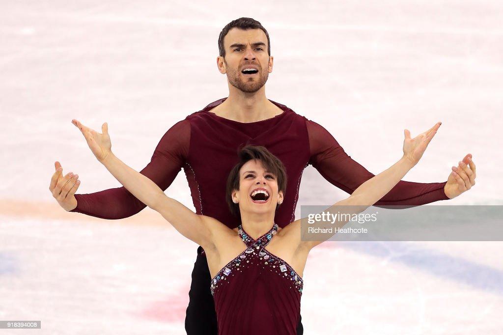 Figure Skating - Winter Olympics Day 6 : News Photo