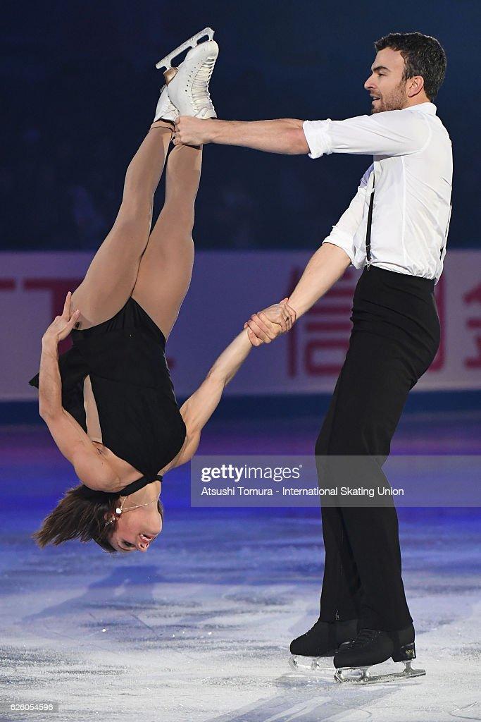 ISU Grand Prix of Figure Skating NHK Trophy Sapporo - Day 3