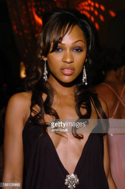 Meagan Good 10228_JSc01_099jpg during 2005 TNT Black Movie Awards HBO After Party at Wiltern in Los Angeles California United States