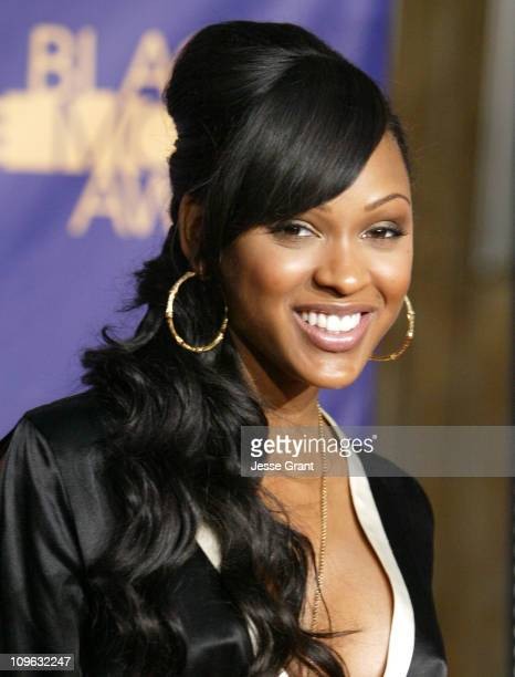 Meagan Good 12556_JG_0355jpg during 2006 TNT Black Movie Awards Arrivals at Wiltern Theatre in Los Angelses California United States