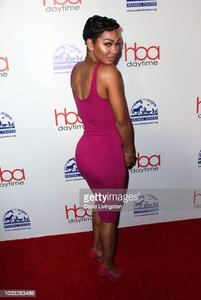 Meagan Good attends the 2018 Daytime Hollywood Beauty Awards at Avalon on September 14 2018 in Hollywood California