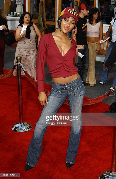 """Meagan Good during """"American Wedding"""" Premiere in Universal City, California, United States."""