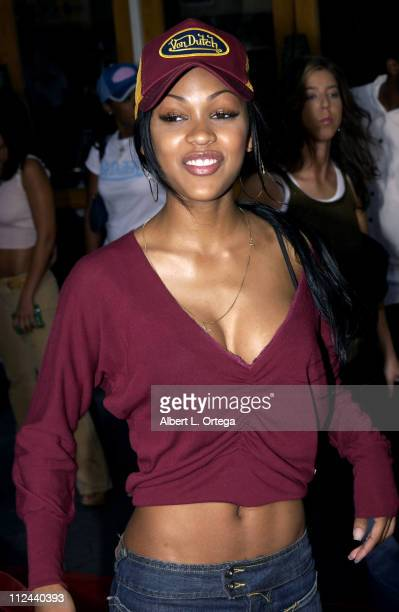 Meagan Good during 'American Wedding' Premiere in Universal City California United States