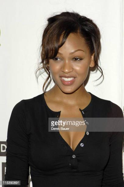 Meagan Good during Director John Singleton to Receive the 2005 DaimlerChrysler Behind The Lens Award at Beverly Hills Hotel in Beverly Hills...