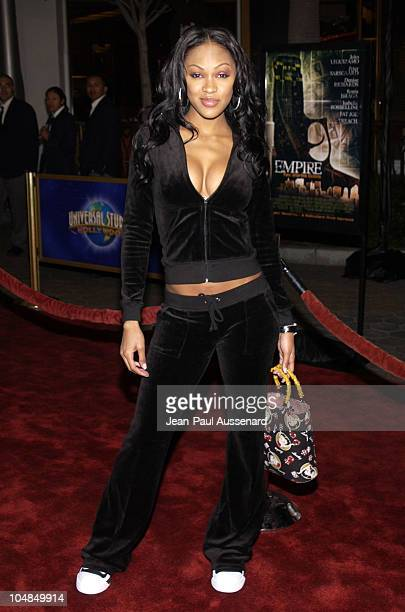 Meagan Good during Empire Premiere Los Angeles at Universal Citywalk Cinemas in Universal City California United States