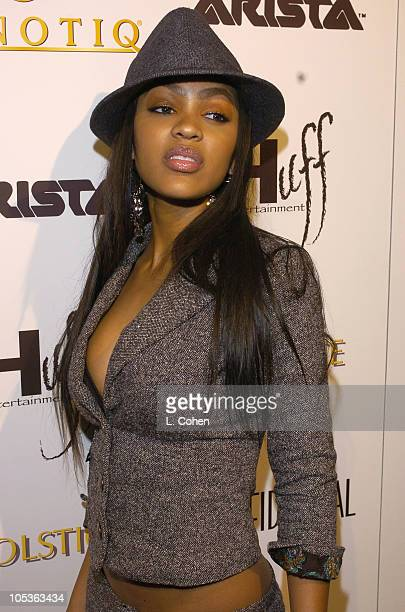 Meagan Good during Usher Album Release Party CoSponsored by Solstice Sunglass Boutique at Game in West Hollywood California United States