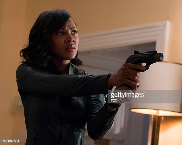 Meagan Good in the allnew The Present episode of MINORITY REPORT airing Monday Oct 19 on FOX