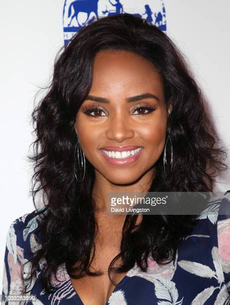 Meagan Tandy attends the 2018 Daytime Hollywood Beauty Awards at Avalon on September 14 2018 in Hollywood California