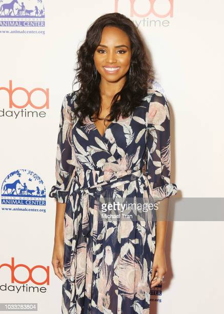 Meagan Tandy attends the 2018 Daytime Hollywood Beauty Awards held on September 14 2018 in Hollywood California