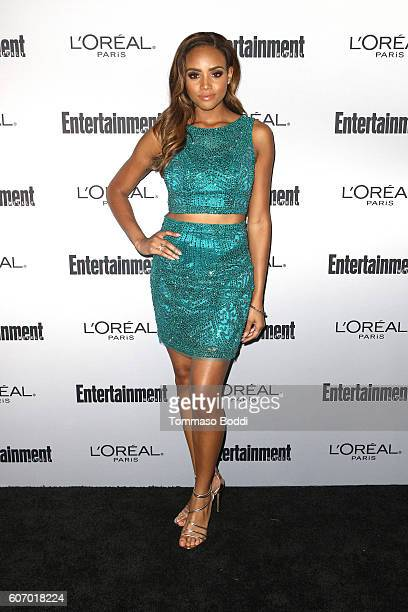 Meagan Tandy attends the Entertainment Weekly's 2016 PreEmmy Party held at Nightingale Plaza on September 16 2016 in Los Angeles California