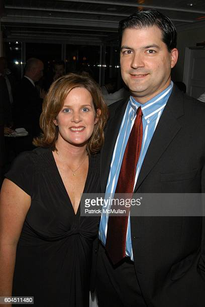 Meaghan Henry and Don Henry attend AUDUBON CONNECTICUT Fall Dinner Dance Honoring Dan W Lufkin at The Belle Haven Club on November 11 2006 in...