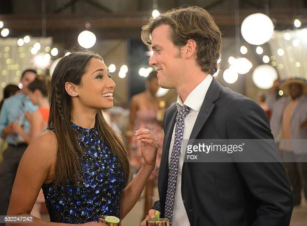 Meaghan Rath as Kelly and Jack CutmoreScott in the How to Survive Being a Plus One episode of COOPER BARRETTS GUIDE TO SURVIVING LIFE airing Sunday...