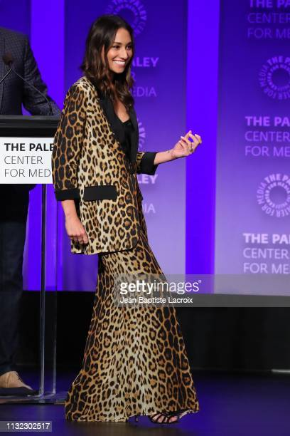 """Meaghan Rath attends the Paley Center For Media's 2019 PaleyFest LA - """"Hawaii Five-0"""", """"MacGyver"""", And """"Magnum P.I."""" held at the Dolby Theater on..."""