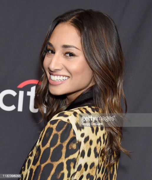Meaghan Rath attends The Paley Center For Media's 2019 PaleyFest LA 'Hawaii Five0' 'MacGyver' And 'Magnum PI' at Dolby Theatre on March 23 2019 in...