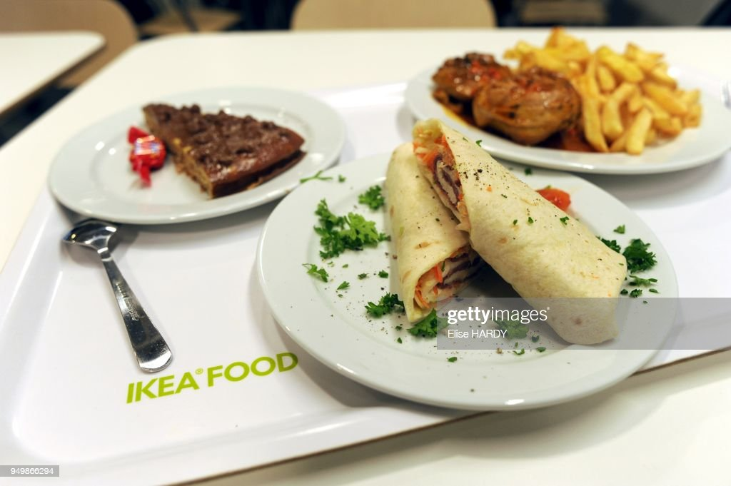 Meal At Ikea On December 5 2010 In Villiers Sur Marne