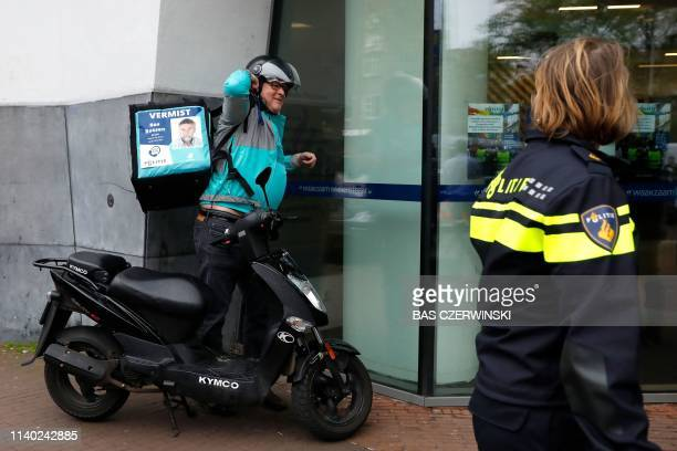 Meal delivery service Deliveroo teamed up with the police and Amber Alert to draw more attention to long-time missing person cases on April 30, 2019....