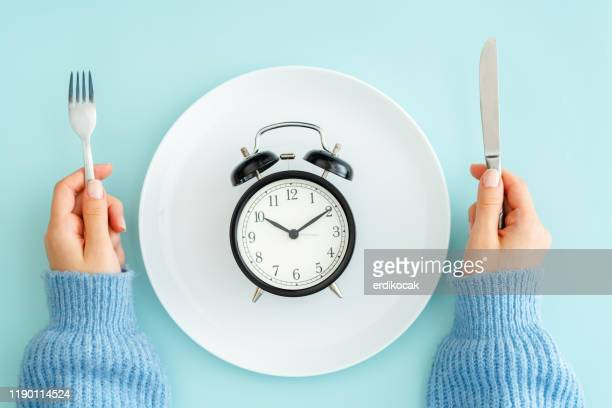meal planning for diet concept - dieting stock pictures, royalty-free photos & images