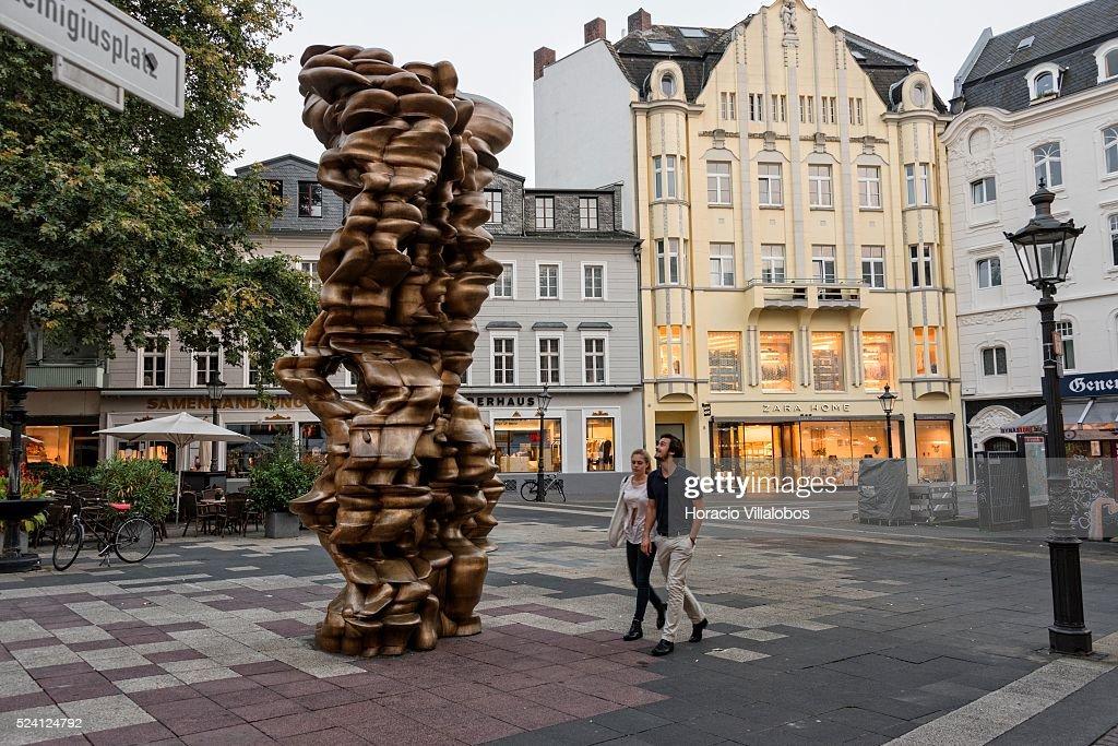 Germany - Ttravel - City of Bonn : Nachrichtenfoto