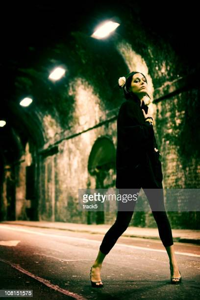 mean streets - hot indian model stock pictures, royalty-free photos & images
