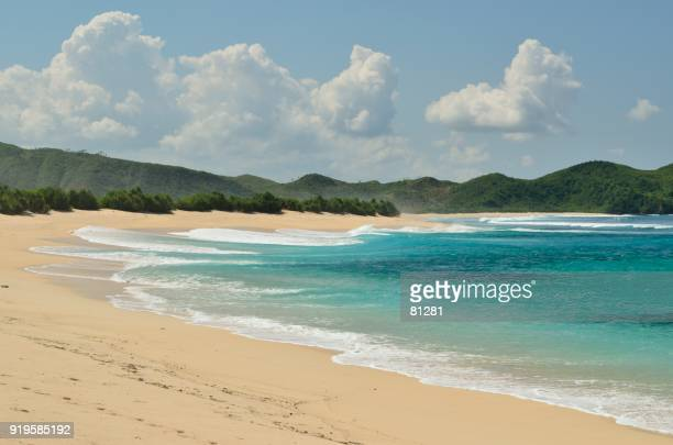 Meang beach, Lombok, West Nusa Tenggara, Indonesia