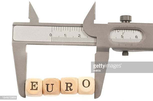 measurement of euro