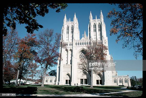 Measuring 514 feet long the National Cathedral is the second largest cathedral in the United States It is officially named Cathedral Church of St...