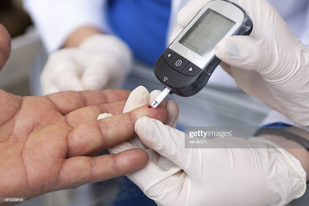 Снижение сахара у больных диабетом