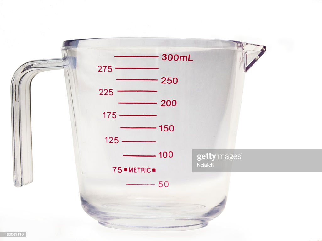Measuring Cup Empty 2 : Stock Photo