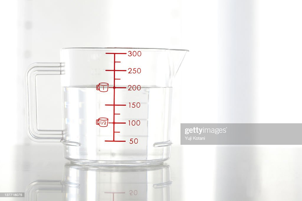 Measuring cup : Stock Photo