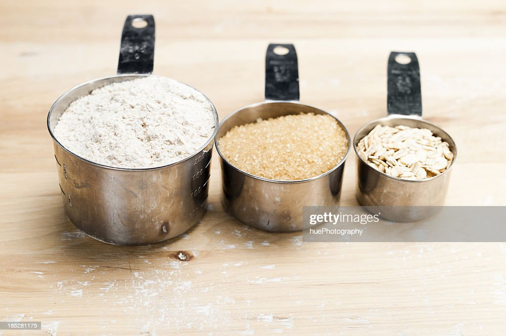 Measuring Cups : Stock Photo