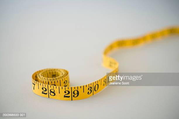 Measuring tape, close up (soft focus)