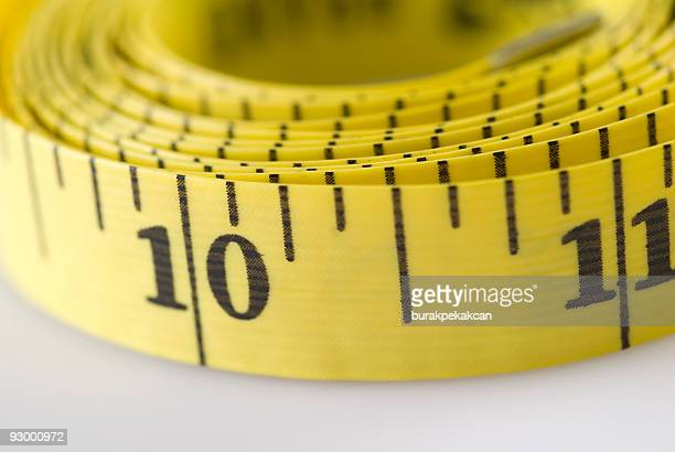 Measuring tape, close-up