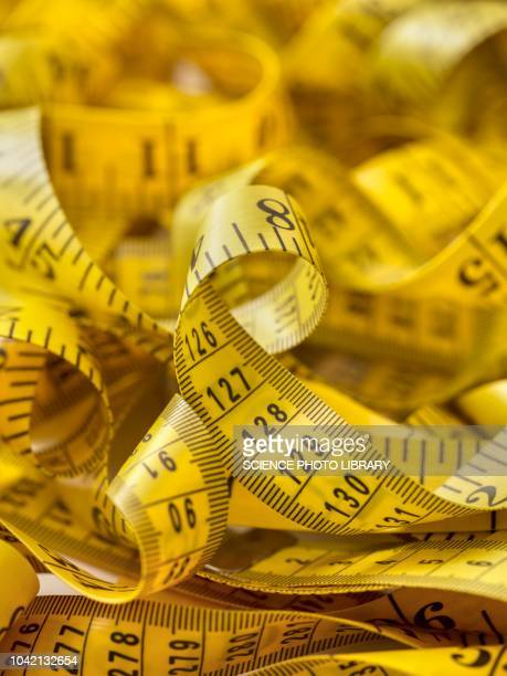 measuring tape - inch stock pictures, royalty-free photos & images