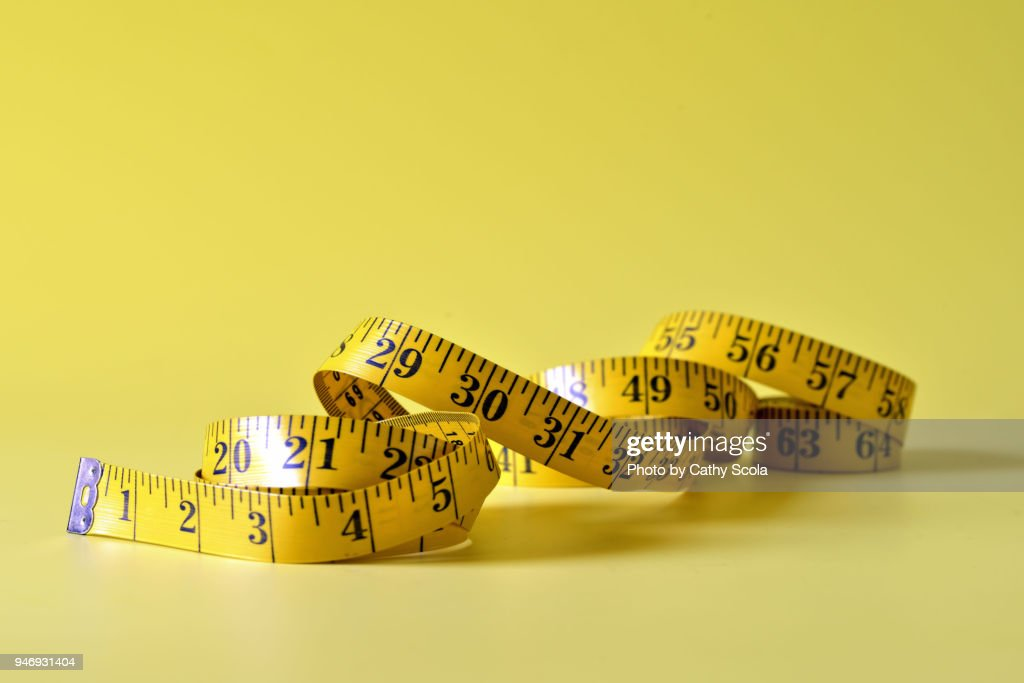 Measuring tape : Stock Photo