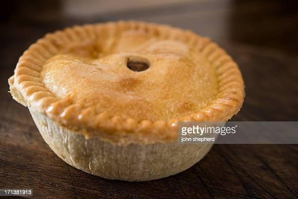 Fleisch und Kartoffeln Pie