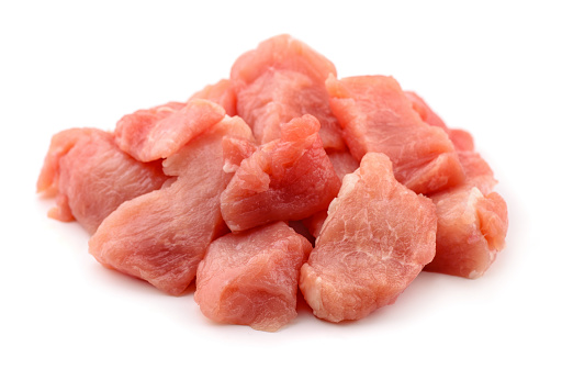 Meat chunks 665647842