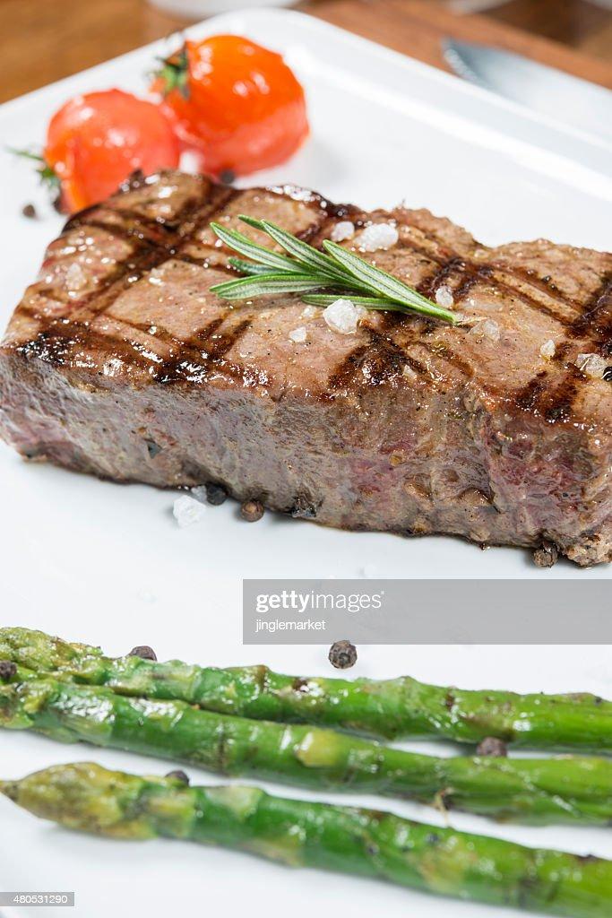 Fleisch und grill : Stock-Foto