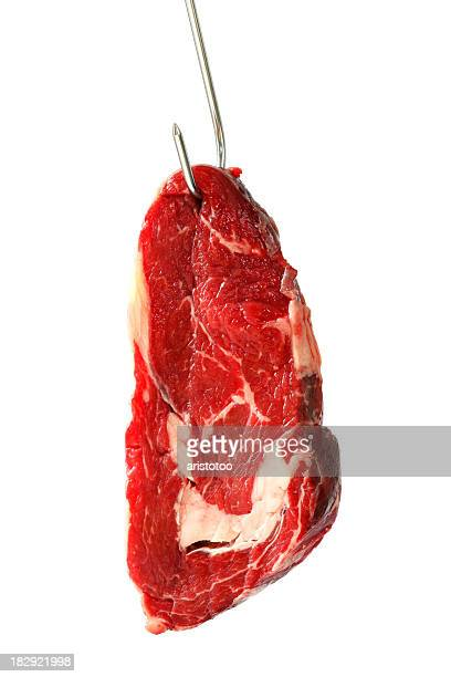 Meat Hanging on a Hook