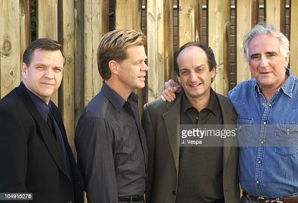 Meat Loaf Aday William H Macy David Paymer and Neal Slavin director