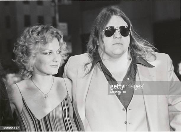 Meat Loaf and Wife Leslie Edmunds