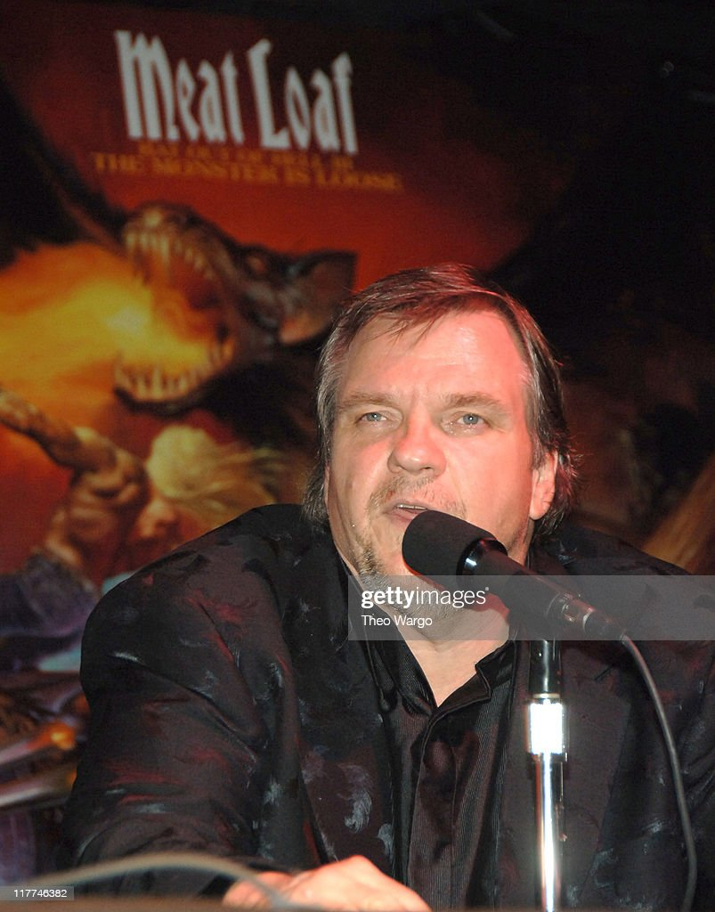 Meatloaf bat out of hell 3