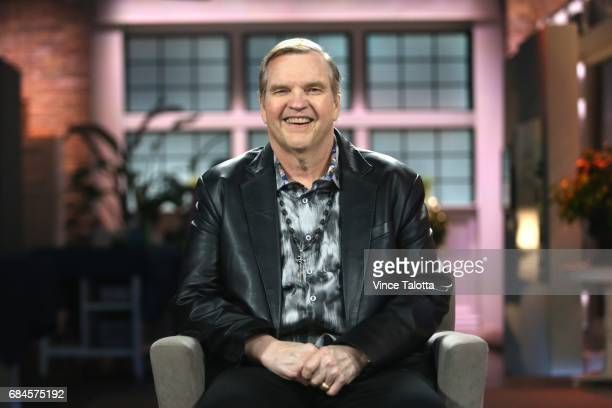 TORONTO ON MAY 16 Meat Loaf in town promoting Bat Out of Hell He poses for pictures at CTV offices