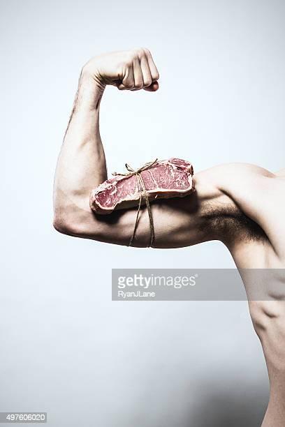 Meat Muscle Man