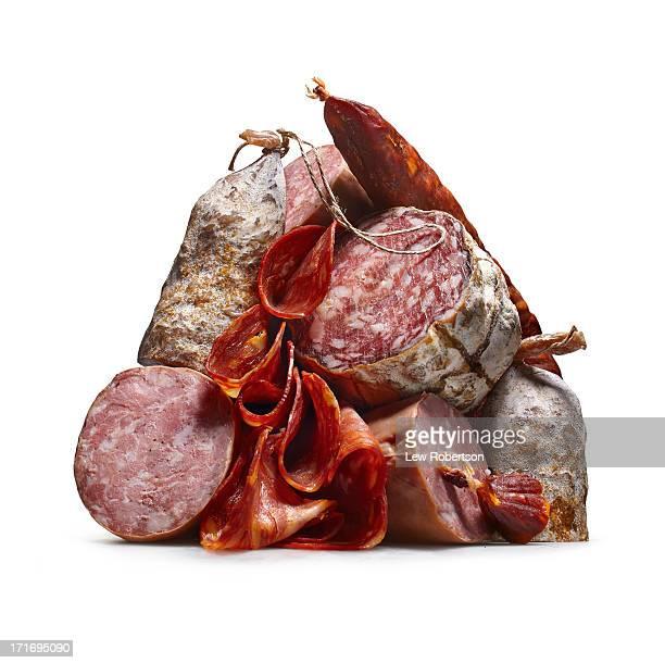 meat - korv bildbanksfoton och bilder
