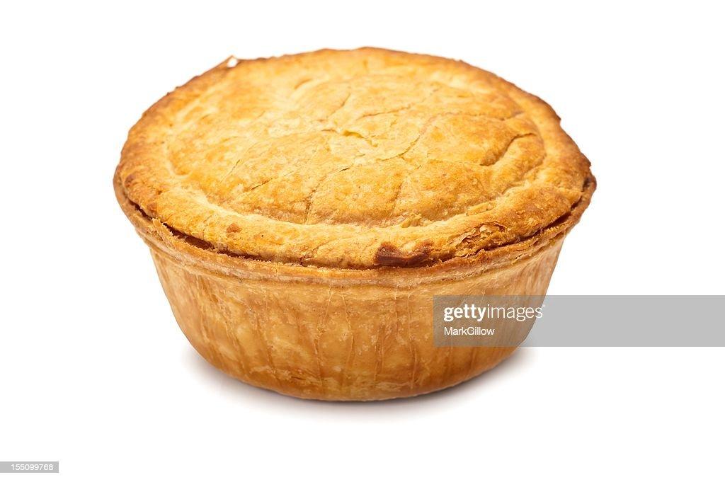 Meat pie : Stock Photo